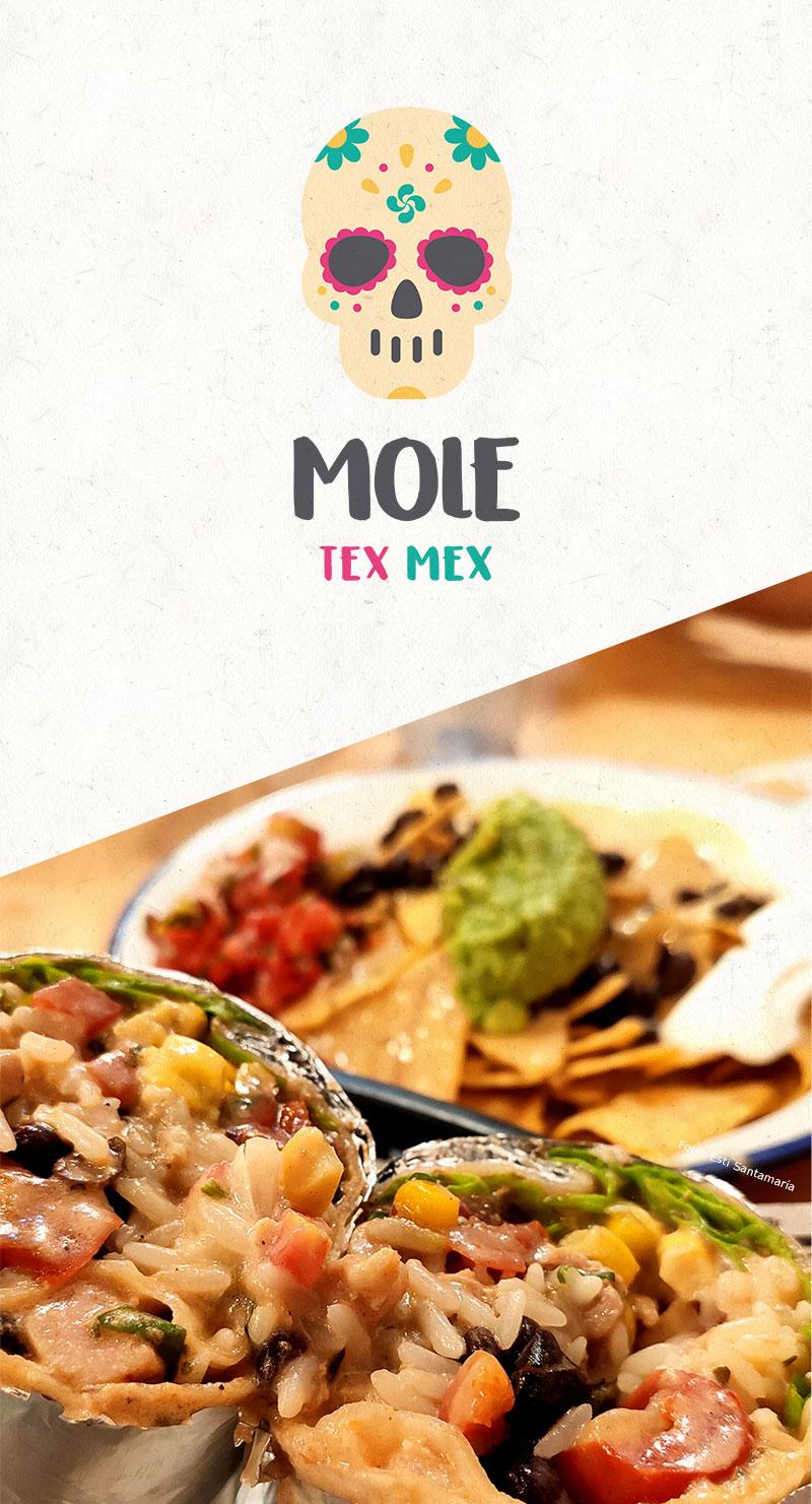 Mole Tex Mex - Restaurante mexicano en Santuxu, Bilbao