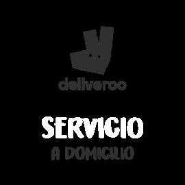 Servicio a domicilio - Deliveroo