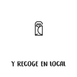 Pide online - Recoge en local
